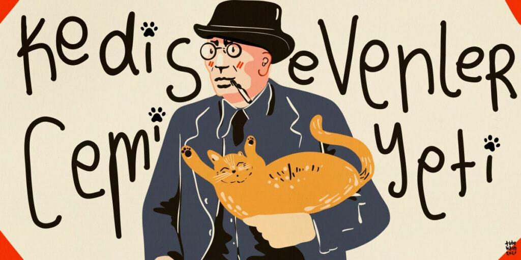 kedi sevenler cemiyeti-tubeklon-incelikler-osman celal kaygili.jpg